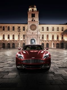 Aston Martin V12 Vanquish. The Ultimate Grand Tourer. Discover more at http://www.astonmartin.com/en/cars/the-new-vanquish  #AstonMartin