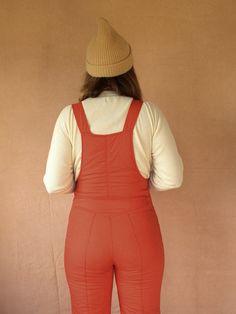 70s Ski Pants – Mama Ochre Ski Pants, Overall Shorts, Skiing, Overalls, Snow, Color, Fashion, Winter, Ski