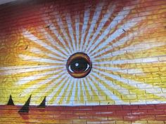 Image result for sun mural Sun, Cover, Painting, Inspiration, Image, Biblical Inspiration, Painting Art, Paintings, Blanket