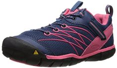 KEEN Chandler CNX Hiking Shoe (Toddler/Little Kid/Big Kid),Ensign Blue/Camellia Rose,3 M US Little Kid ** Be sure to check out this awesome product.