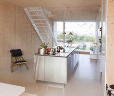 A Room With a View, Ámsterdam, Holanda - MeesVisser - foto: Lard Buurman