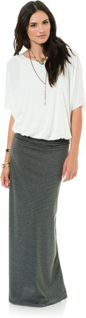 Striped maxi skirts are perfect for Fall http://www.swell.com/Womens-Skirts/SWELL-EMBARK-STRIPED-MAXI-SKIRT?cs=HG