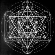 Connecting the centre of each of the circles formed in the Flower of Life forms…                                                                                                                                                                                 More