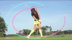 A powerful golf swing technique that produces long drives is scientifically which may lessen your score. For low handicap/scratch golfers, shots per round can nonetheless be gained by combining lo Michelle Wie, Womens Golf Wear, Golf Tips Driving, Golf Practice, Golf Videos, Golf Instruction, Golf Tips For Beginners, Golf Channel, Golf Player