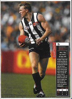 Bucks Captain 2002, Coach 2012 Collingwood Football Club, Australian Football League, Beefy Men, Sports Games, Champs, Rugby, Athletes, I Love, Muscle Men