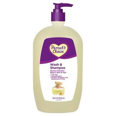 Parent's Choice Baby Wash & Shampoo 28 FL Oz for sale online Baby Lotion, Baby Shampoo, Parents Choice, Johnson And Johnson, Baby Skin, Free Baby Stuff, Cleanse, Conditioner, Soap