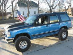 Explorer Sport, Ford Explorer, Mercury Mountaineer, Sport Trac, Mid Size Suv, Suv Trucks, Older Models, S Class, Off Road Racing