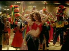 Shakira - Hips Don't Lie (Music Video) by Dan George