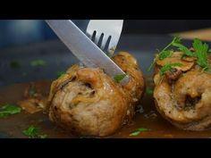 Polish Recipes, Polish Food, Roasted Meat, Pina Colada, Lunch Recipes, Baked Potato, Keto, Pork, Dinner