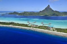 Divamboo.com - InterContinental Bora Bora Resort & Thalasso Spa Bora Bora