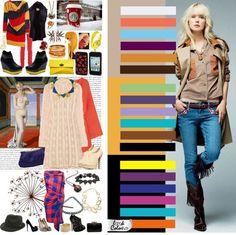 Як поєднувати кольори в одязі - фото 8