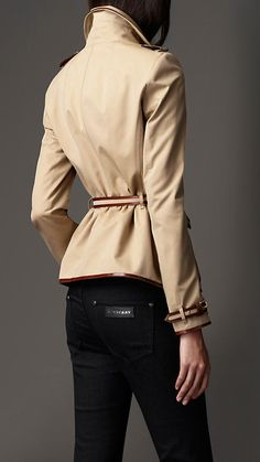 Perfect Fall Jacket - Burberry