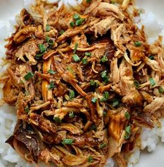 Nothing better than a great homemade Slow Cooker Chicken Teriyaki. Serve over rice for another wonderful, healthy dinner choice.  | http://www.ToSimplyInspire.com