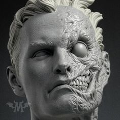 Zbrush, Character Art, Character Design, Anatomy Sketches, 3d Figures, Arte Horror, Sculpture Clay, Creature Design, Dark Art