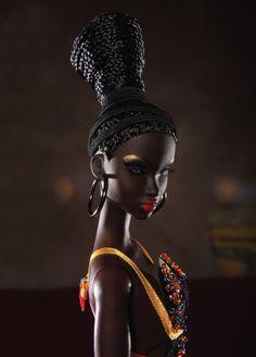 The Black Doll Life