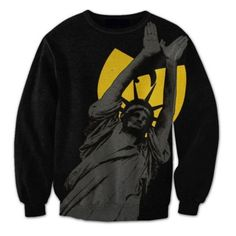 Wu-Tang Statue of Liberty Pull Over