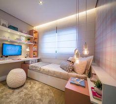 Top Small Bedroom Decor Ideas And Designs on a budget Dream Rooms, Dream Bedroom, Girls Bedroom, Bedroom Decor, Budget Bedroom, Bedroom Ideas, New Room, Room Inspiration, Interior Design