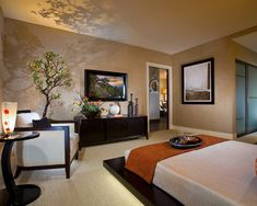 Asian Bedroom Design, Pictures, Remodel, Decor and Ideas - page 2