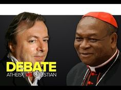 Debate: Atheists vs Christians (Hitchens / Fry vs Archbishop / Widdecombe)