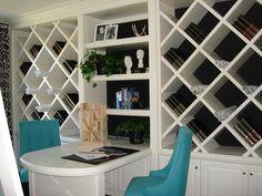 Slanted Shelf Bookcase Plans