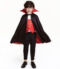 Vampire Costume   Black   Kids   H&M US