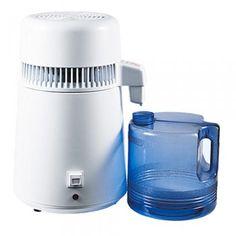 1.6L White Plastic Casing Dental Distilled Water Machine
