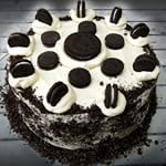 OREO COOKIES  CREAM CHOCOLATE CAKE  The decadence of creamy whipped cream serves as the light vanilla icing for the chocolate cake embellished with crumbled Oreo cookies Align miniature versions around the top and delight your guests with this pictureperfect dessert Read more here httpsgooglyIkIfrecipes simplerecipes cookingvideo easycooking easyrecipe yummy delicious fooddiary cookinghomemade homecook foodie foodgasm foodlover igfood foodstagram foodi chef cook food ilovecooking foodvideos…