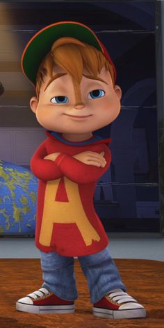 ALVINNN AND THE CHIPMUNKS