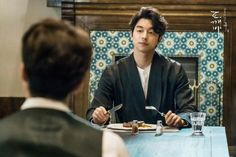 'Goblin' teases supernatural bromance between Gong Yoo and Lee Dong Wook in even more still cuts! | allkpop.com