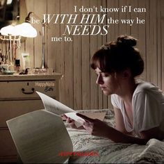 """""""I don't know if I can be with him the way he needs me to"""" #fiftyshades"""