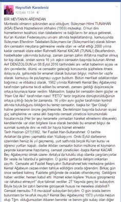 """BİZ SÜLEYMANCILAR CiAI'NIN KONTROLÜ ALTINDAYIZ"""