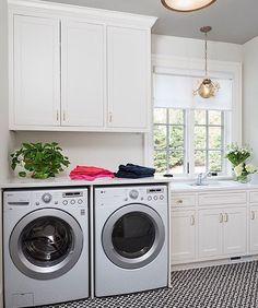 Farmhouse Laundry Room Paint Colors Behr