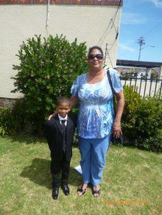 Norma & Cohen @ the church