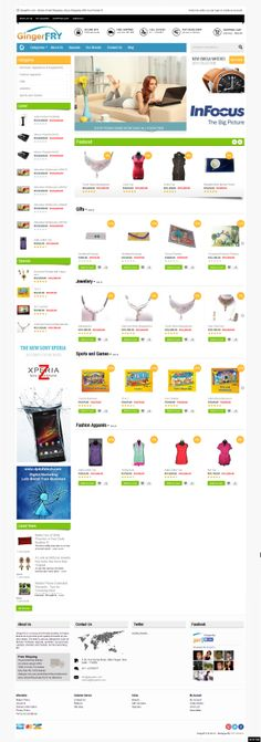GingerFry is a young and vibrant growing company that aims to provide good quality products at your door steps. We deal in various categories such as Fashion, Footwear, Apparel, Artificial Jewellery, Accessories, Laptops, Gift Items, Board Games, Mobiles and Tablets, Home Furnishing, etc.