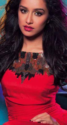 Shraddha Kapoor.