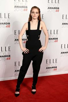 jess glynne at the 2015 elle style awards Fashion Fashion, Womens Fashion, Fashion Trends, Jess Glynne, Elle Style Awards, Celebrity Style Casual, St Style, Women In Music, Celebrity Red Carpet
