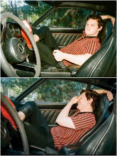 Out-takes from Evan's Hunger Magazine Photoshoot. Follow rickysturn/evan-peters