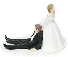 Now I Have You Figurine. I will SOO use this as my wedding cake topper! Funny Wedding Cake Toppers, Wedding Topper, Wedding Bells, Our Wedding, Dream Wedding, Wedding Wishes, Wedding Bride, Fall Wedding, Hand Painted Cakes
