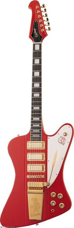 Firebird Surf Guitar, Cool Guitar, Electric Guitar And Amp, Electric Guitars, Fender Telecaster, Gretsch, Making Musical Instruments, Music Instruments, Gibson Firebird