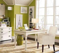 Oficina en verde