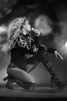 Beyoncé Formation World Tour 2016 I get it now! She is an amazing performer!!! Go get 'em Beyonce'