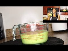 cleanse your kidney and liver to avoid kidney disease and dialysis !! - YouTube Keto Smoothie Recipes, Cleanse Recipes, Healthy Green Smoothies, Liquid Measuring Cup, Dialysis, Kidney Disease, Homemade Skin Care, The Creator, Youtube