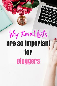 Email lists are one of the most important things a blogger can have. But many bloggers skip this or don't know how to start one. Learn why you need an email list and how to have the best one for your blog with our tips and advice. Make Money Blogging, How To Make Money, Blogging Ideas, Make Blog, Online Entrepreneur, Creating A Blog, Email List, Writing Tips, Are You The One