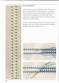 Gallery.ru / Фото #23 - Donatella Ciotti - Hardanger Embroidery - CrossStich