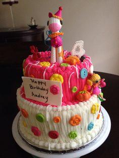 Laloopsy Cake!!!