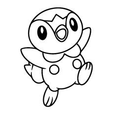 baby pokemon coloring pages - photo#43