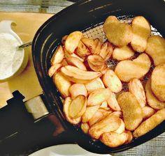 Wij testten voor je de voorgekookte krieltjes van ah. Goudbruin en knapperig gebakken in de airfryer zijn ze zo veel lekkerder dan uit de pan!