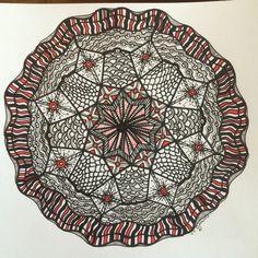 Zendala Samdala original Snowflake