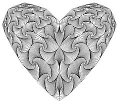 Zentangle Art | Zentangle Art / hearts