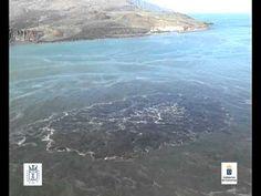 Imágenes del proceso eruptivo en El Hierro tomadas por el helicóptero del GES